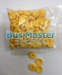 Заглушки на шурупы серые желтые
