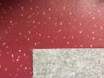 Автолин крошка бордовая