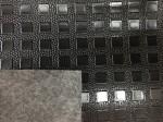 Автолин черный квадрат
