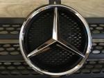 Значок на решетку радиатора Mercedes Sprinter 313CDI