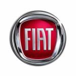 Эмблема Fiat 95мм