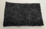 Карпет серый 1,40ширина