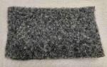 Ковролин на основе серый ворсистый 2м ширина