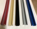 Салазки алюминиевые на шторки