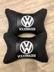 Подголовник подушка Volkswagen черные