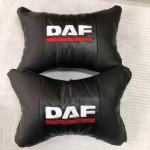 Подголовник подушка DAF черные